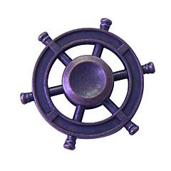 Fidget spinner -stressilelu hand Spinner Lelut Tri-Spinner Metalli EDCFocus Toy Lievittää ADD, ADHD, ahdistuneisuus, Autism Stressiä ja