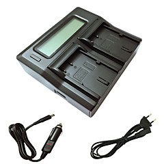 ismartdigi bp511 eu lcd dual töltő autós töltő kábel Canon eos 300d bp511 10d 20d 30d 40d 50d EOS 5D fényképezőgép akkumulátor