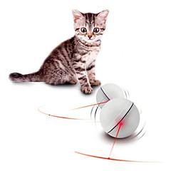 Jucărie Pisică Jucării Cățel Jucării Animale Minge Interactiv Electronic Plastic