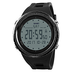 Skmei® Men's Outdoor Sports Big Dail Multifunction Wrist Watch 50m Waterproof Assorted Colors