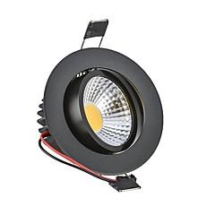 6W 2G11 LED Χωνευτό Σποτ Χωνευτή εγκατάσταση 1 COB 540 lm Θερμό Λευκό Ψυχρό Λευκό Διακοσμητικό V 1 τμχ