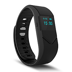 Dmdg® έξυπνο βραχιολάκι αθλητισμός πίεση αίματος καρδιακός ρυθμός παρακολούθηση βραχιόλι / βηματόμετρο / θερμίδες / κλήση sms qq wechat
