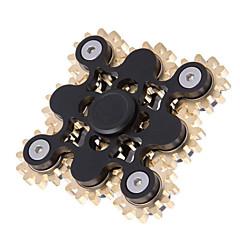 Stresszoldó pörgettyűk Kézi Spinner Játékok Játékok Fém EDCStressz és szorongás oldására Office Desk Toys A Killing Time Focus Toy