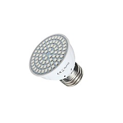 3W GU10 GU5.3(MR16) E26/E27 LED Grow Lights MR16 72 SMD 2835 400 lm Red Blue AC110 AC220 V 1 pcs