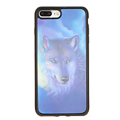 For Pattern Case Back Cover Case Dog Soft TPU for Apple iPhone 7 Plus iPhone 7 iPhone 6s Plus iPhone 6 Plus iPhone 6s iPhone 6