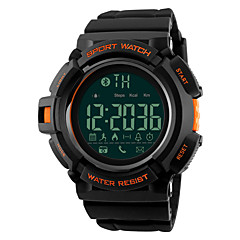 SKMEI Masculino Relógio Esportivo Relógio Militar Relógio de Moda Relógio de Pulso Relogio digital Japanês DigitalLED Controle Remoto