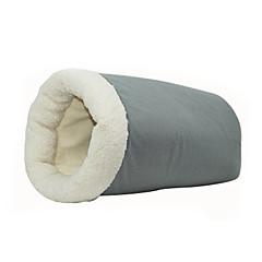 고양이 침대 애완동물 매트&패드 솔리드 폴더 소프트 그레이