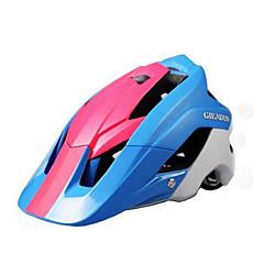 Dla obu płci Rower Kask N / Otwory wentylacyjne Kolarstwo Kolarstwo górskie Kolarstwie szosowym Kolarstwo M: 55-58CM S: 52-55CM