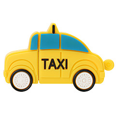 Heiße neue Karikatur Taxi usb2.0 16gb Blitz-Antrieb u Scheibe Gedächtnisstock