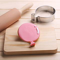1 Forma do pieczenia Chleb Placek Na ser Dla Sandwich Stal nierdzewnaŚwięta Ślub Urodziny Wielkanoc Sylwester Walentynki Święto