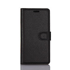 Case for ZTE Blade V8 Z17 Cover Card Holder Wallet with Stand Flip Full Body Case Solid Color Hard PU Leather for ZTE Blade A452 V7(Assorted Colors)