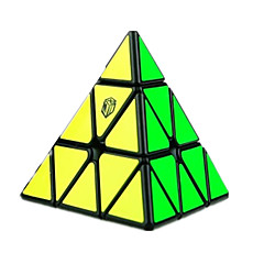 Rubik's Cube Cube de Vitesse  Cubes magiques Autocollant lisse Plastique