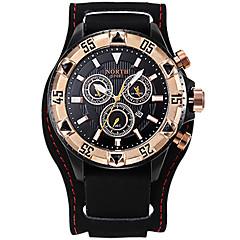 Heren TienerSporthorloge Militair horloge Dress horloge Modieus horloge Polshorloge Armbandhorloge Unieke creatieve horloge