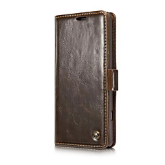 For LG V20/V10 Case Cover Luxury Genuine Leather Shockproof Plating Magnetic Flip Phone Cases For LG G6/G5