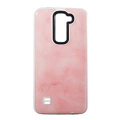 LG K7 suojus klassinen marmori kuvio kuvio pc TPU combo drop puhelinkotelo