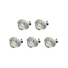 Alaspäin valaisevat LED-valaisimet Lämmin valkoinen Kylmä valkoinen LED-lamput LED 5