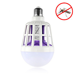 1pcs Electronic Mosquito Killer Night Light E27 LED Bulb Mosquito Killer Repellent Fly Bug Insect Killer Trap Night Lamp AC175-265V