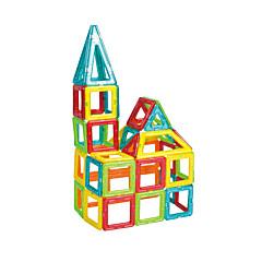 كتل المغناطيسية لبيع الهدايا أحجار البناء مربع مثلث 6 سنوات فما فوق ألعاب