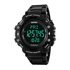 Heren Sporthorloge Dress horloge Slim horloge Modieus horloge Polshorloge Unieke creatieve horloge Digitaal horloge Chinees Digitaal LCD