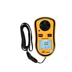 Table Air Temperature Anemometer Measurement Test Instrument (GM8908)