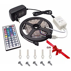 W Ljusuppsättningar lm AC 100-240 5 m 150 lysdioder RGB