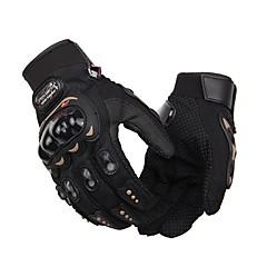 Γάντια για Δραστηριότητες/ Αθλήματα Γιούνισεξ Γάντια ποδηλασίας Γάντια ποδηλασίας Φοριέται Αναπνέει Προστατευτικό Ολόκληρο το Δάχτυλο