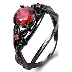 Statementringen Ring imitatie Diamond Basisontwerp Modieus PERSGepersonaliseerd Euramerican Luxe Sieraden Eenvoudige Stijl Brits Klassiek