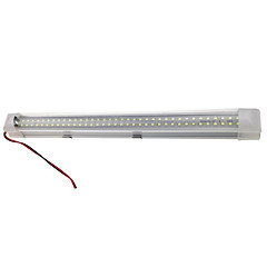 DC12V-85V 72 Leds Bar Light 4.5W Rigid LED Light Bars with On/Off Switch White
