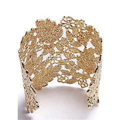 Dames Cuff armbanden Sieraden Natuur Vintage Punk-stijl Met de hand gemaakt Gothic Legering Ovalen vorm Sieraden VoorVerjaardag