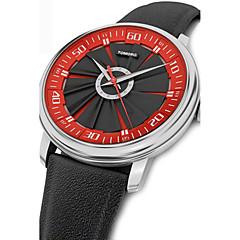 New Original Design Luxury Brand Fashion Sport Quartz Watch Men Woman Unisex Casual Calfski Leather Strap Wristwatch