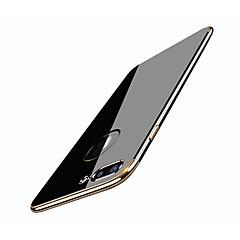 Käyttötarkoitus kotelot kuoret Pinnoitus Takakuori Etui Yhtenäinen väri Pehmeä TPU varten AppleiPhone 7 Plus iPhone 7 iPhone 6s Plus