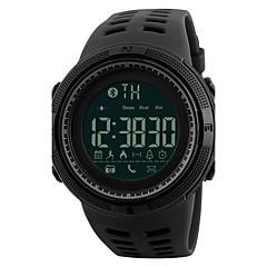 SKMEI Herre Sportsur Militærur Modeur Digital Watch Armbåndsur Unik Creative Watch Japansk DigitalLED Fjernbetjening Kalender Kronograf