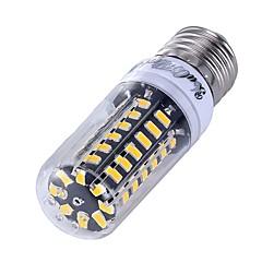 5W Lâmpadas Espiga 56 SMD 5733 500 lm Branco Quente Branco Frio AC 220-240 V 6 pçs