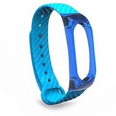 Polsbandje voor xiaomi mi band 2 vervangende band - blauw