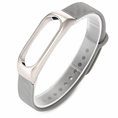 Tpe Armband für xiaomi mi Band 2 - grau