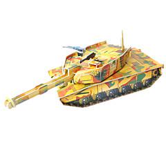 Puzzles Sets zum Selbermachen 3D - Puzzle Bausteine Spielzeug zum Selbermachen Panzer
