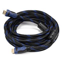 HDMI 1.4 Καλώδιο, HDMI 1.4 to HDMI 1.4 Καλώδιο Αρσενικό - Αρσενικό 5.0m (16ft)