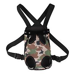 Kedi Köpek Taşıyıcı & Seyahat Sırt Çantaları ön Sırt Çantası Evcil Hayvanlar Taşıyıcı Ayarlanabilir/İçeri Çekilebilir Taşınabilir Moda