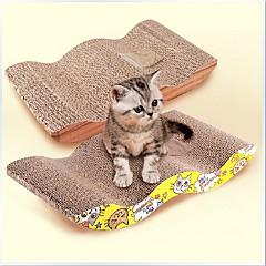 Kattelegetøj Kæledyrslegetøj Katteurt Kradsebræt Papir