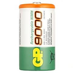 Gp oplaadbare batterij nimh 9000mah 1.2v