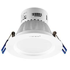 1pc 4w led downlight celing light warm wit ac220v grootte gat 80mm 4000k