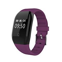 Smart armbånd Vandafvisende Lang Standby Brændte kalorier Skridttællere Træningslog Pulsmåler Touch Screen Distance Måling Information