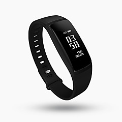 V07 Smart armbåndVandafvisende / Brændte kalorier / Skridttællere / Sport / Kamera / Pulsmåler / Vækkeur / Find min enhed /
