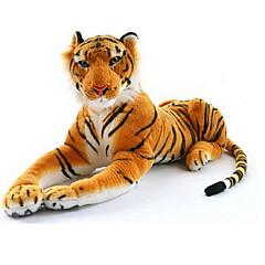 장난감을 채웠다 Tiger 동물 코랄 플리스 리넨/면 모든 연령대에