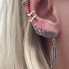 Férfi Női Beszúrós fülbevalók Klipszes fülbevalók Ékszerek Divat Régies (Vintage) Bohemia stílus Személyre szabott Klasszikus elegáns