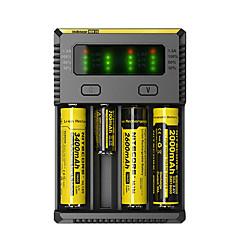 NEW-i4 Ładowarka do akumulatorów Latarki Akcesoria Przenośny/a Profesjonalny/a Wysoka jakość Plastik na