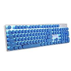 toetsenbord keycap 104 double shot injectie backlit keycaps voor alle gaming mechanische switch toetsenborden met sleutel trekker