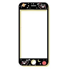 Karkaistu lasi Näytönsuojat varten Apple iPhone 6s iPhone 6 Koko laitteen suoja Kuviointi Naarmunkestävä Tahraantumaton Teräväpiirto (HD)