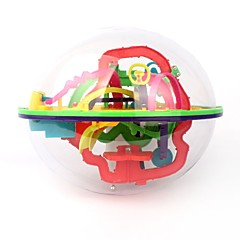 Toplar Mantık ve Yapboz Oyuncakları Oyuncaklar Oyuncaklar Yuvarlak 3D Çocuk Belirlenmemiş Parçalar