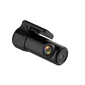 FC106 1080p Nacht Zicht Auto DVR 170 graden Wijde hoek Geen Screen (output door APP) Dash Cam met Nacht Zicht / Parkeermodus / Loop-cycle opname Autorecorder